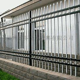 安全防盗小区锌钢围墙护栏