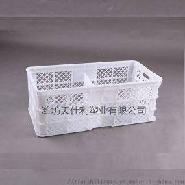 塑料隔板蛋筐 隔板鸡蛋筐 鸡蛋运输筐