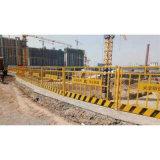 基坑护栏 建筑安全围栏 临时防护楼层围边围挡 施工基坑防护栏