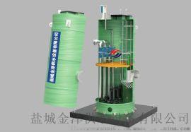 一体化预制泵站提篮格栅与粉碎格栅的区别