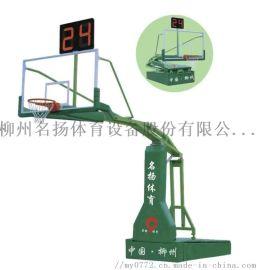 名扬体育健身器材电动液压篮球架