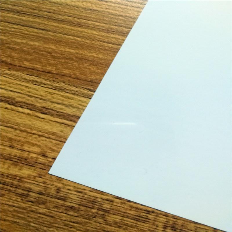 PVC啞白片