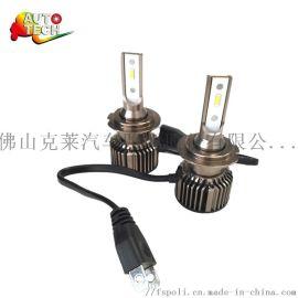 LED前大灯P3 12V25W H1H4H7 LED车灯