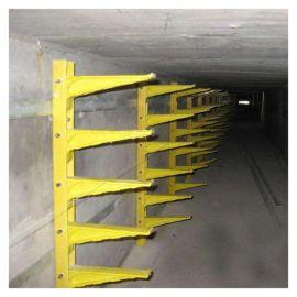 工地电线三角支架 电缆穿管支架 霈凯电缆支架