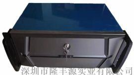 4U标准工控服务器机箱E430B