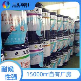 聚氨酯丙烯酸防腐面漆颜色,耐高温工业重防腐漆厂