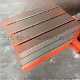 定做铸铁方箱垫箱工作台  1级精度工作台