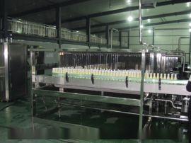 PET花生奶生产设备 整套花生奶加工设备 (6000瓶)小型花生奶生产线
