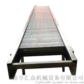 塑料链板机 链板生产线 六九重工 链板输送机定做