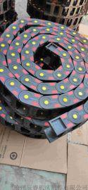 济宁建筑机械电缆坦克链|桥式式塑料拖链