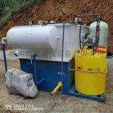 小型养猪场粪污处理设备厂家 气浮一体化设备竹源定制