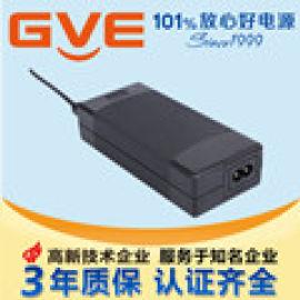 24V/4A, 12V8A过UL, GS, CB, CE, CCC认证开关电源适配器(GM-240400)
