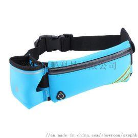 運動腰包多功能跑步手機包男女水壺包休閒小腰包跑步包