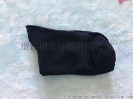供应专业定做黑白灰藏青全棉男士商务袜
