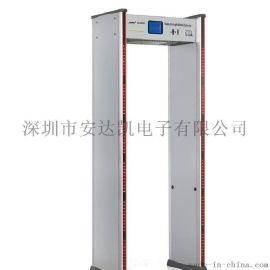 英文显示温度安检门厂家 非接触式测温 温度安检门