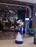 迎宾接待机器人产品讲解展会宣传导览智能服务机器人