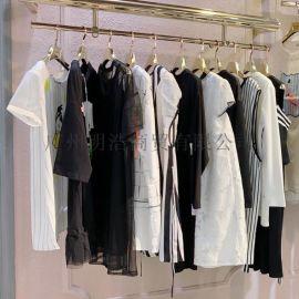 拼出  女装品牌折扣女装新款  连衣裙网红货源