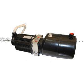 48V,220V大功率无刷电机液压动力单元