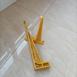 定制整体式玻璃钢电缆梯子架矿用电缆托架