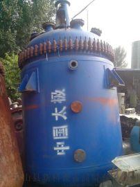 供应二手10吨电加热搪瓷反应釜,二手不锈钢反应釜价格怎么样