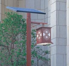 华可HK15-25101小区Led太阳能庭院灯