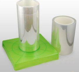 厂家直销 PE透明防静电无胶保护膜 三层高清保护膜 模切定制任意尺寸