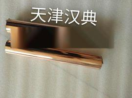 汉典镀铜接地棒 镀铜钢管 镀铜圆钢