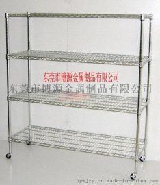阳**镀铬置物架生产厂家 碳钢置物架批发