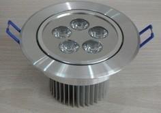 LED3W5W7W9W12W高光磨砂等天花灯