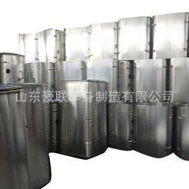 卡车铝合金油箱  重汽车油箱 德龙加热油箱  解放加热铝合金油箱