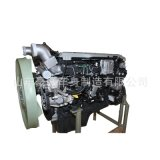 重汽系列 進口德國曼發動機MC11 發動機總成 原廠圖片 價格