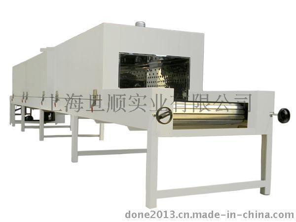 200度流水线烘箱,PET板材隧道烘箱