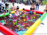 西安儿童充气沙池