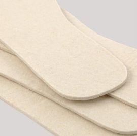 羊毛毡鞋垫 羊毛制成 批量生产 有需购者 量大优惠