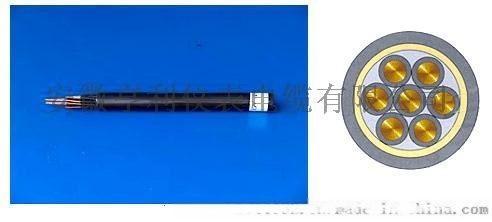 阻燃控制电缆ZR135-VVR工矿企业
