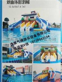 充气游泳池价格 儿童充气水上乐园设备直销 支架游泳池批发