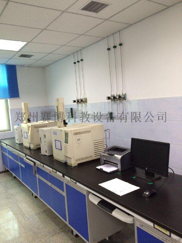 鄭州賽博河南實驗室氣路裝置