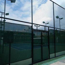 优质篮球场围网 双层球场围栏网 4米高安全围网