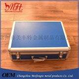 鋁合金精密度儀器箱 儀器箱醫療箱生產廠家 中型精密儀器箱鋁