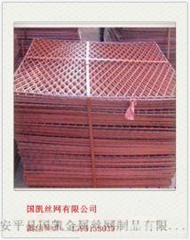 Q235低碳菱形建筑防护网