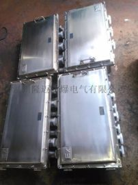 BJX非标定做 不锈钢防爆接线箱