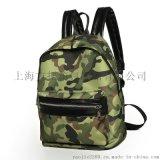 双肩背包定制 上海箱包厂加工各种双肩包可印logo