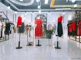 杭州品牌新款安芙羅迪女裝夏裝連衣裙淑女時尚