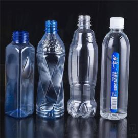 高端PET塑料 進口礦泉水塑料瓶 飲料瓶訂做