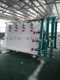 厂家直销 单面门窗实木框架组合机 油压实木框架组装机