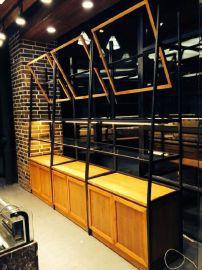浙江杭州展柜厂家供应面包展示柜面包展示柜定制厂家