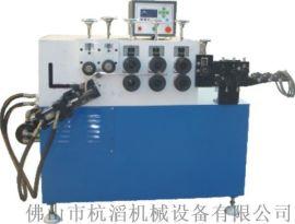 江西快速钢筋打圈机 2-8全自动打圈机 灯罩打圈机