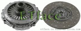 ETface离合器总成 梅赛德斯-奔驰系列 离合器套件 离合器片 离合器压盘 离合器盖总成 从动盘总成 430离合器 Clutch Kits3400122801