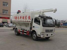 程力威牌散裝飼料運輸車|散裝鉰米運輸車