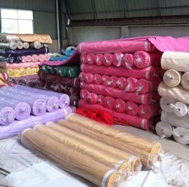春亚纺  交织棉  磨毛布
